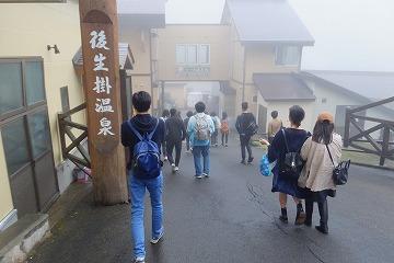外国人誘客モニターツアー in Kazuno City