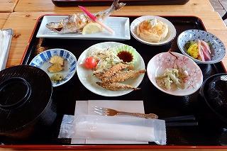 十和田湖ランチ