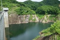 砂子沢ダムのダムカードをゲットしませんか?