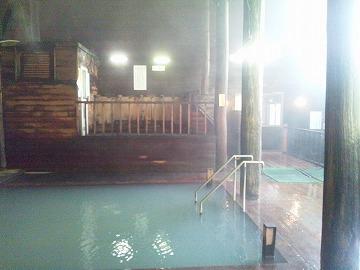 冬の後生掛温泉