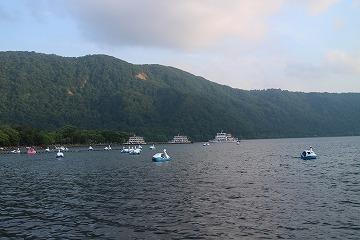 十和田湖湖水まつり
