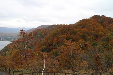 十和田湖の紅葉が見ごろを迎えています!