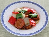 仙台麸酢豚風作り方