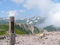 なきうさぎ と 黒岳