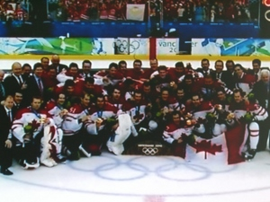 Gold CANADA Gold!!
