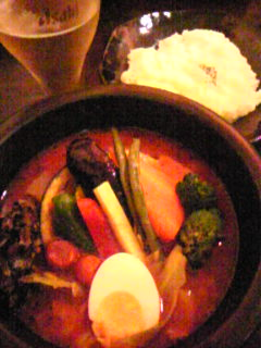 Kanakoのスープカレー屋さん 一番町店