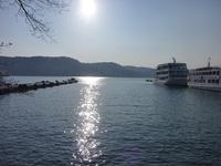 十和田湖へ