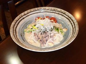 米粉麺料理
