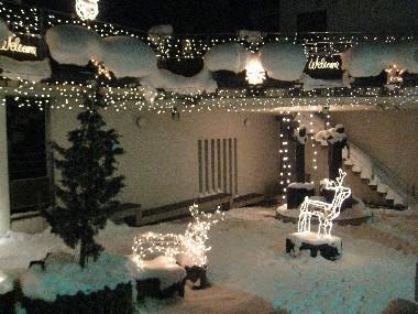 ホワイトクリスマスにおすすめスポット!!