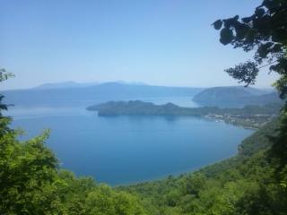 十和田湖クリーンアップと甲岳台展望台