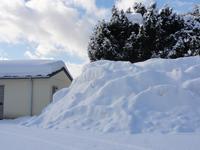 雪国の風景(鹿角市周辺)
