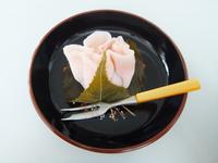 芳徳庵の「桜餅」♪