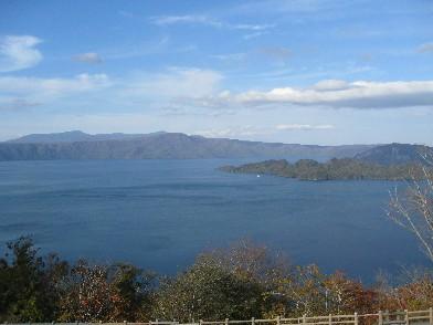 すばらしき十和田湖!