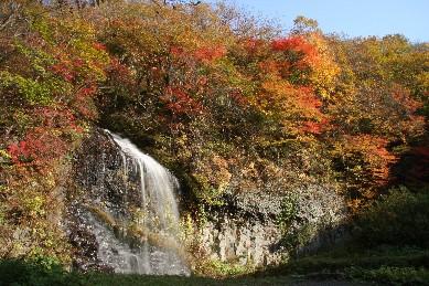 湯の又の滝~のんびり滝紀行~