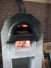 中滝ふるさと学舎でピザ作り☆