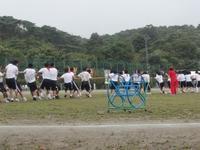 牡鹿中学校の運動会