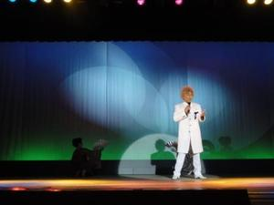 康楽館101年目の常設公演初日