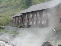 新緑の玉川温泉