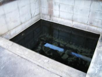高市館下の井戸
