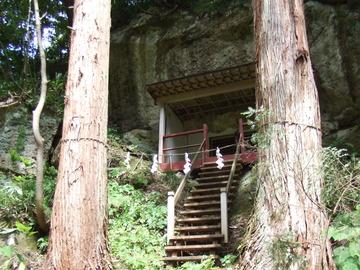 芦名神社へ…プチ探検家気分