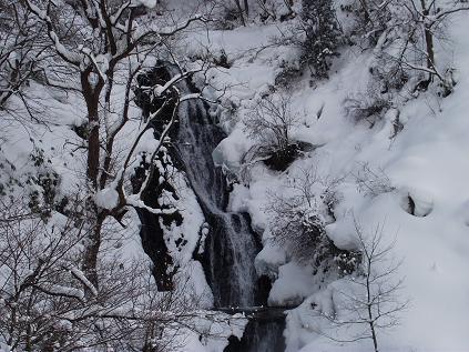 冬の鹿角のんびり散歩