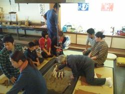 でんぱくオープニング【京子の復興ダレでたんぽ作り】