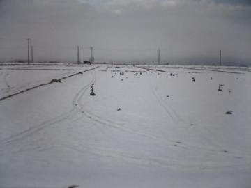 冬の遊び場