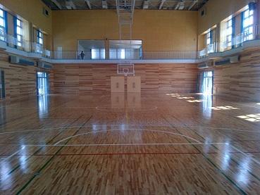 新十和田市民センター体育館