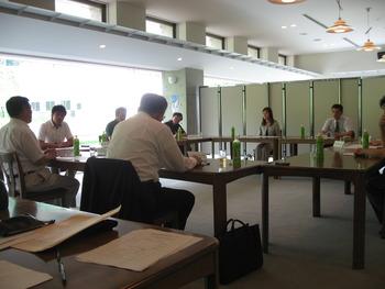 「知事と県民の意見交換会」を開催