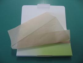 小坂あぶらとり紙