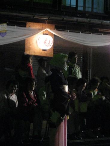 毛馬内の盆踊は今日から開催!