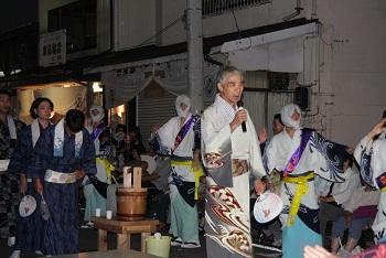 国重要無形民俗文化財 毛馬内盆踊り