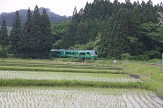 リゾートトレイン「kenji 号」