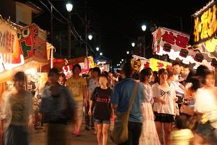 毛馬内祭り 毛馬内月山神社祭典