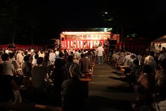 大湯温泉夏祭り