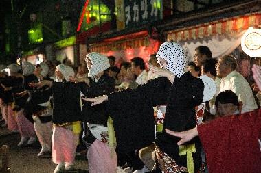 明日から「毛馬内盆踊」始まります!