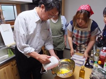 ジュエリードロップ料理教室