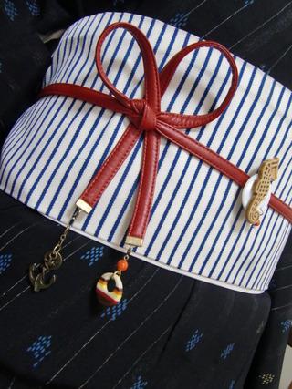 タッセル帯飾り&簪