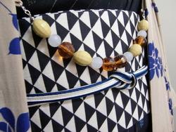アンティーク羽織&羽織紐セット♪