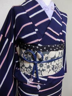 新作帯締め♪&アンティーク着物に薔薇羽織☆
