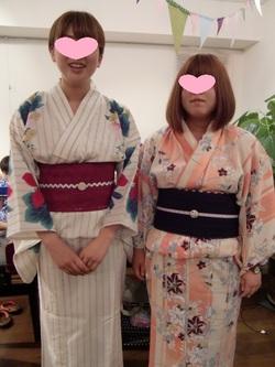 キモノドキ♪着付け&ワークショップ&浴衣パーティ☆