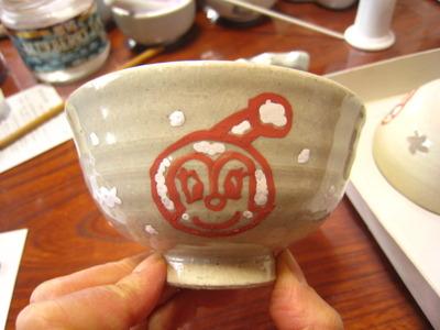 ママオリジナルご飯茶碗