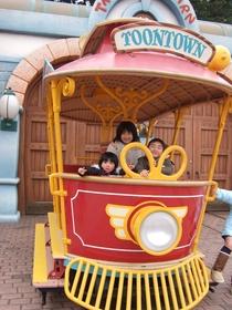 2泊3日 東京ディズニーランド旅行