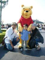 セレンゲティで2泊3日東京ディズニーランド旅行記