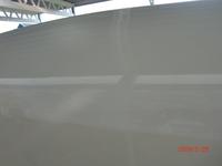 セレンゲティの屋根修理