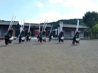 江刺鹿踊定期公演