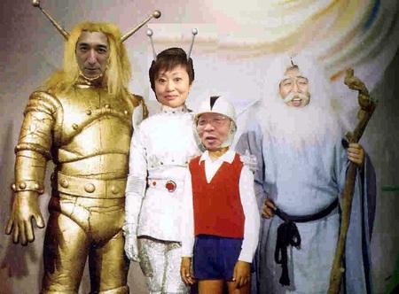 今日は、初代・林家三平さんの誕生日です・・・♪