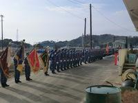 浦戸消防団出初式が開催されます!