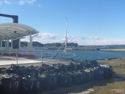 野々島桟橋