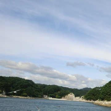 浄土ヶ浜!!